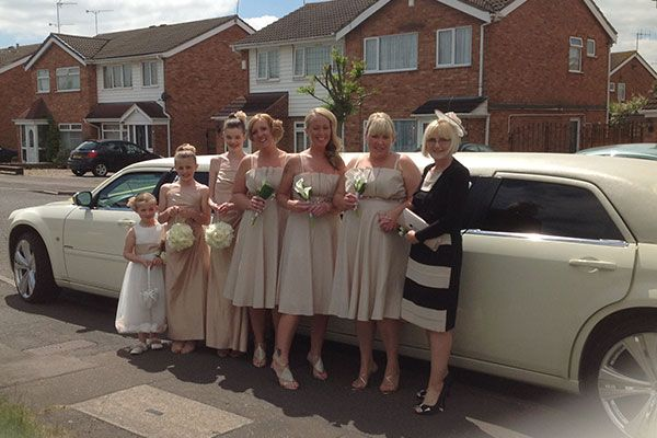 Wedding Cars Nuneaton