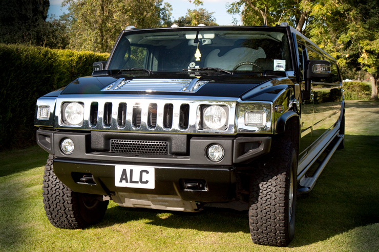 Coventry Hummer Black